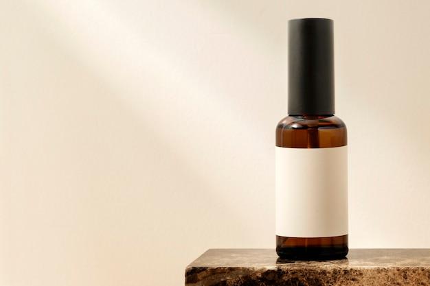 Sprühflasche für ätherisches öl, aromatisches schönheitsprodukt