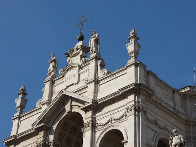 Ss-annunziata-kirche in turin
