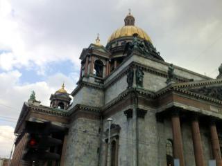 St. isaak kathedrale sankt petersburg russi architektur