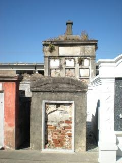 St louis cemetery new orleans