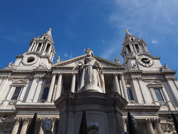 St. paul-kathedrale in london