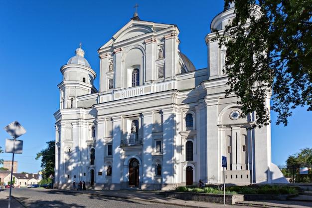 St. peter und paul kathedrale, luzk, ukraine
