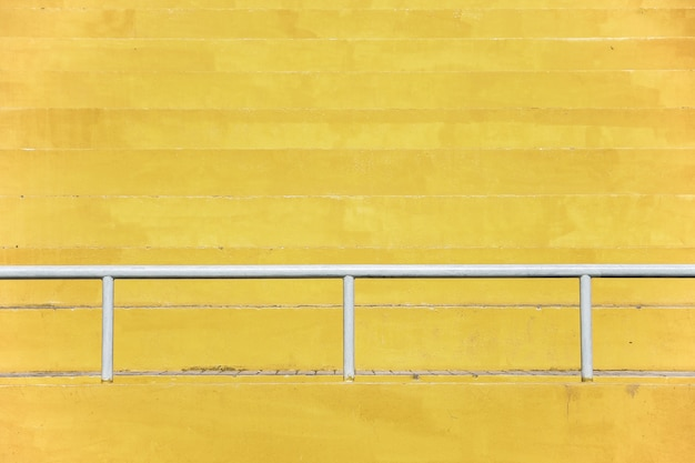 Stadion tribünen - gelb
