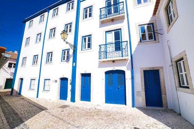 Stadt lissabon portugal