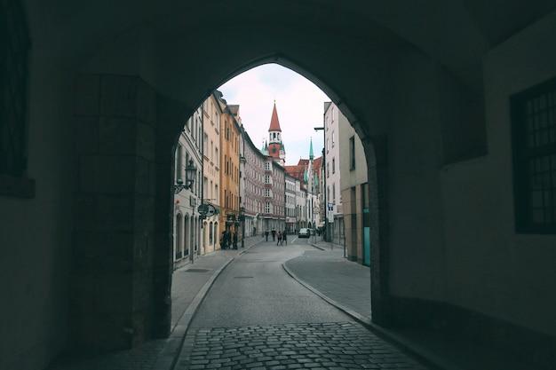 Stadt münchen deutschland