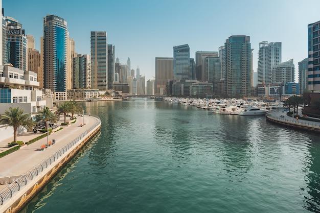 Stadt von dubai marina