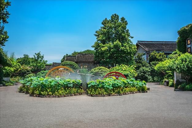 Stadtpark in china