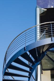 Städtische treppe