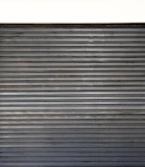 Stahl glänzender metallwandhintergrund