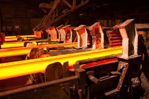 Stahl- und metallproduktion