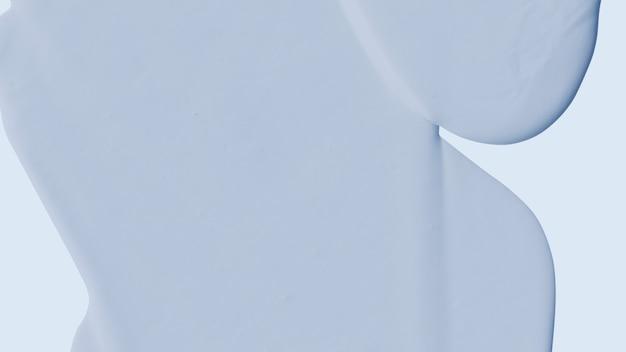 Stahlblauer acrylfarbenhintergrund
