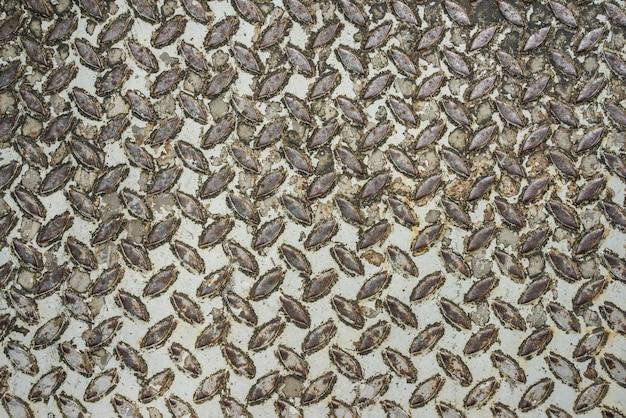 Stahlblech rostige textur