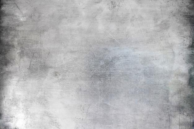 Stahlplatte schäbig, alter metallhintergrund für entwurf