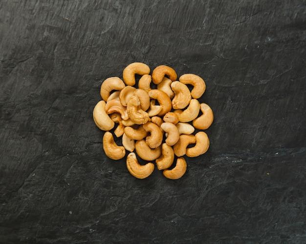 Stapel von cashew
