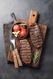 Steak essfertig steak top blade.