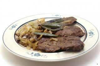 Steak-, protein-