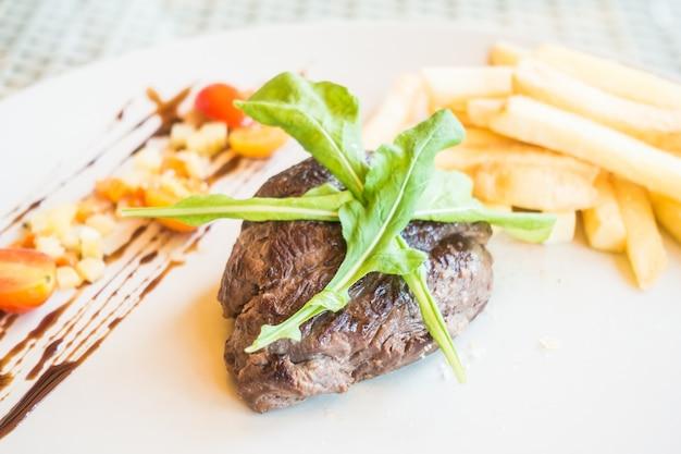 Steak rindfleisch