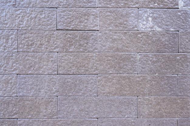 Steinboden benutzt für hintergrund von hausmauern