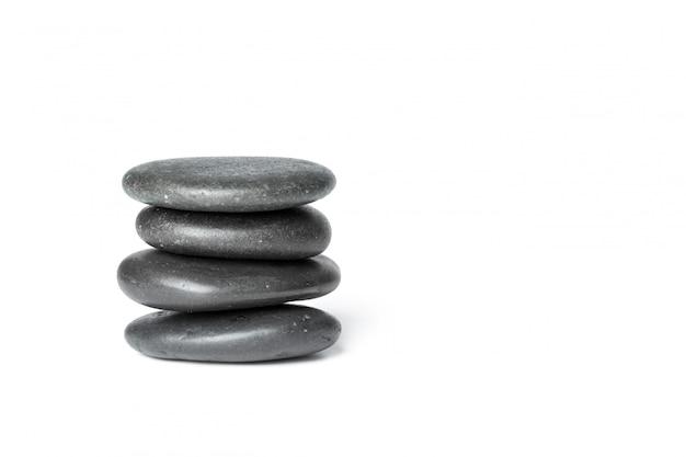 Steine balancieren