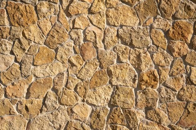 Steinmauer in der sonne, hintergrund