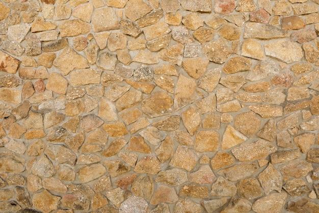 Steinmauer nahaufnahme