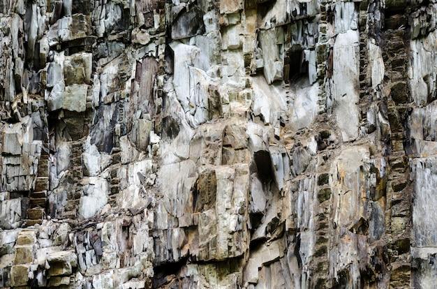 Steinstruktur nahaufnahme