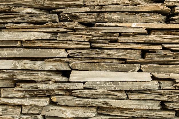Steinwand-beschaffenheitshintergrund der nahaufnahme grauer im weinleseton