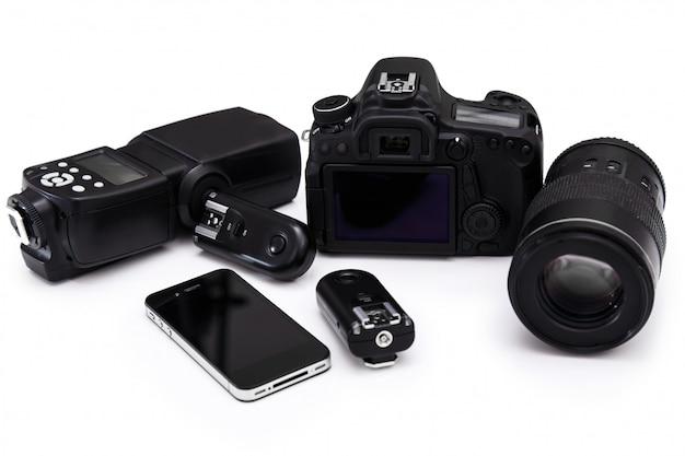 Stellen sie für digitalfotografie ein