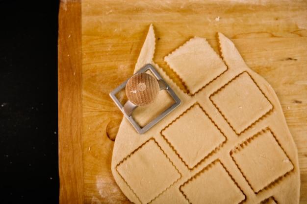 Stempel für pasta