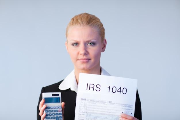Steuererklärungen ausfüllen