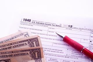 Steuern entfiel