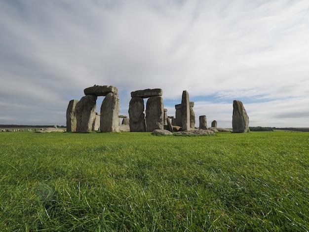 Stonehenge-denkmal in amesbury