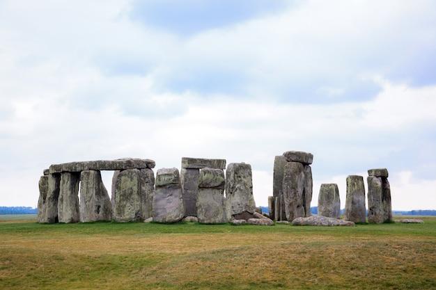 Stonehenge england vereinigtes königreich