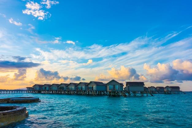 Strand lagune landschaft entspannung meer