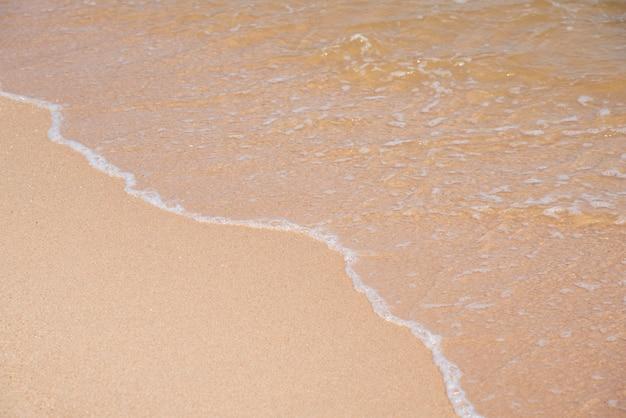 Strand, meer, sand, meer