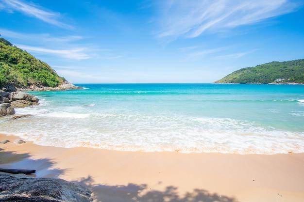 Strand und meer wunderschön