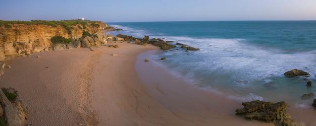 Strand von conil in spanien