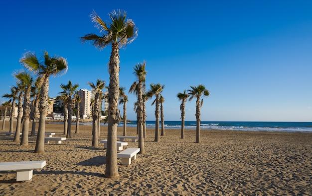 Strand von oropesa de mar la concha castellon