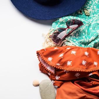 Strand weibliche mode-accessoires