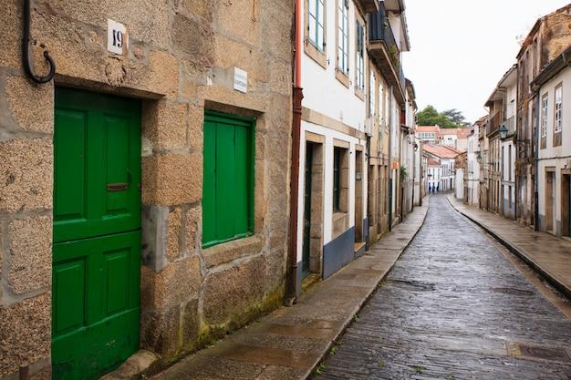 Straße von santiago