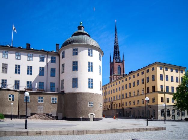 Straßen in stockholm