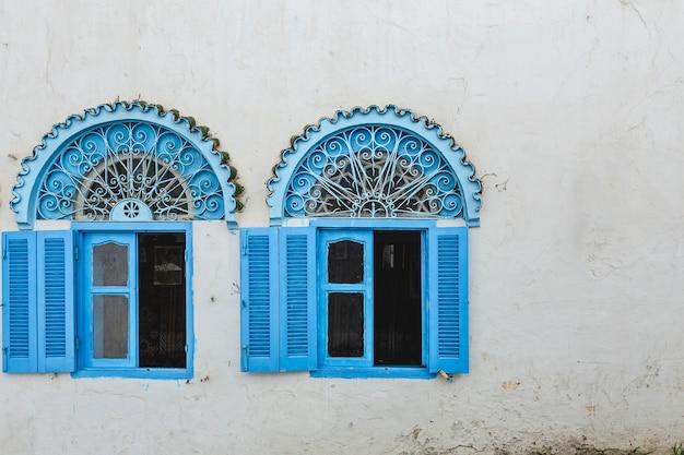 Straßen von tanger. marokko