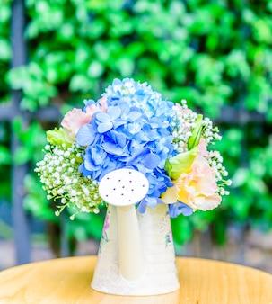 Straußblume hortensie