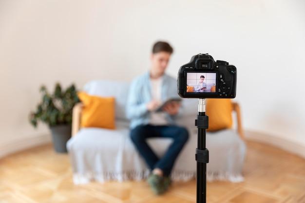Streaming von youtube-freelancer-aufnahmen