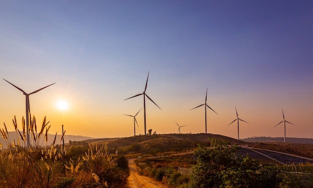 Stromerzeugung aus windkraftanlagen