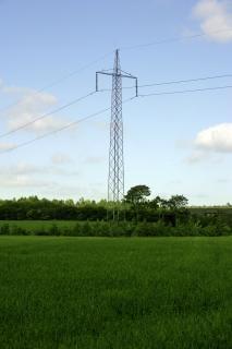 Stromleitungen, leitungen