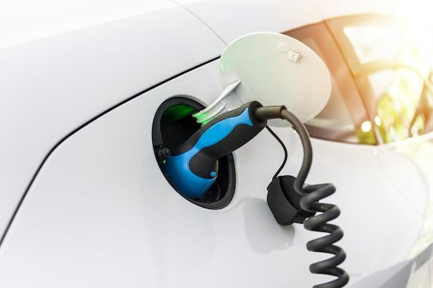 Stromversorgung zum aufladen von elektroautos