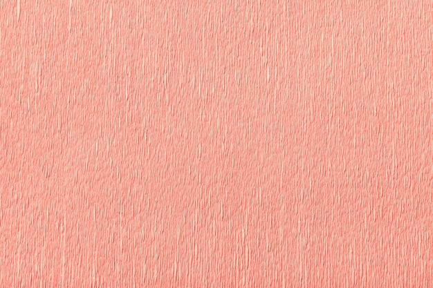 Strukturelles des rosa gewellten wellpappens, nahaufnahme.