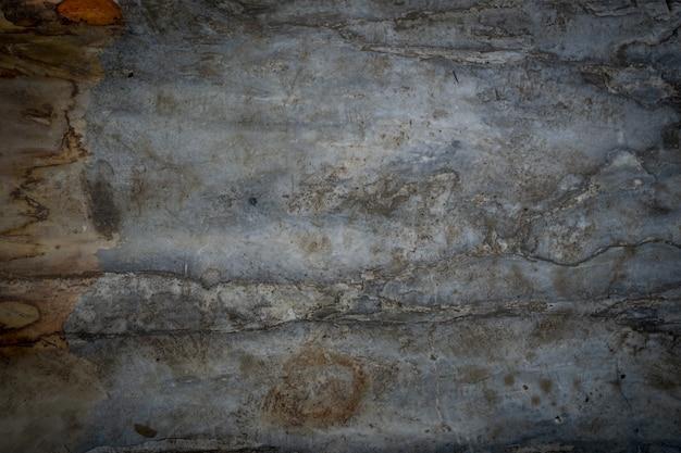 Strukturierte zusammenfassung des grauen marmormusters