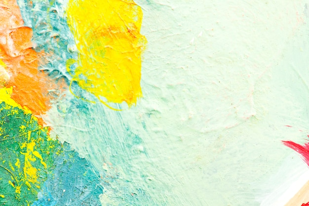 Strukturierter abstrakter pinsel für hintergrund.